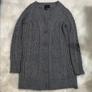 Zara Knit Button Cardigan